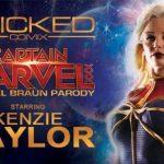 Über 1.000.000 Views auf Youtube für Captain Marvel XXX 3